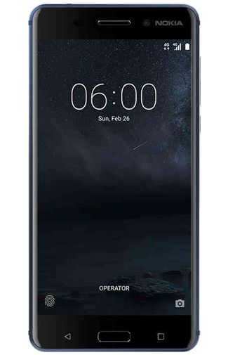 Nokia 6 Blue