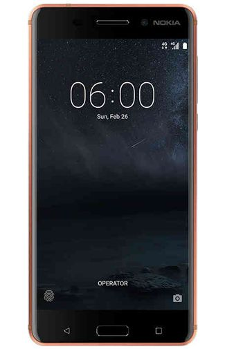 Nokia 6 Copper