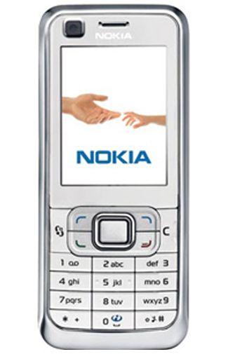 Nokia 6120 Classic White