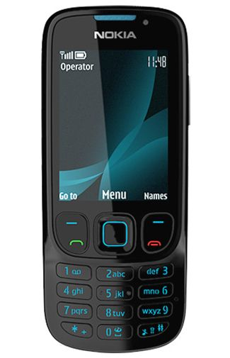 Nokia 6303 Matt Black