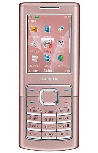 Nokia 6500 Classic Pink