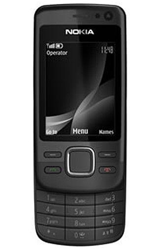 Nokia 6600i Slide Black