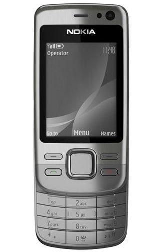 Nokia 6600i Slide Silver