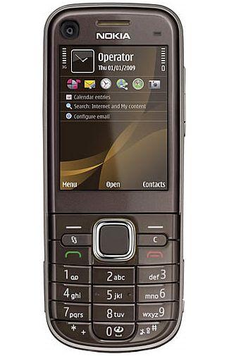 Productafbeelding van de Nokia 6720 Classic Brown