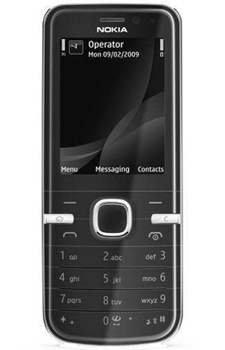 Nokia 6730 Black
