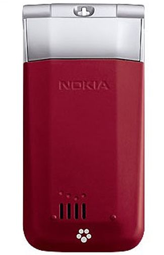 Nokia 7510 Supernova Red