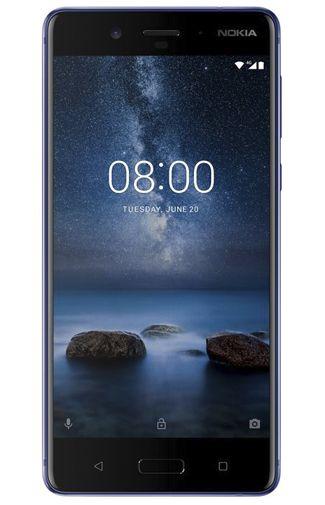 Productafbeelding van de Nokia 8 Polished Blue