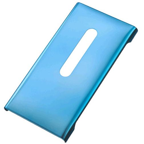 Nokia 800 CC-3032 Hard Cover Cyan