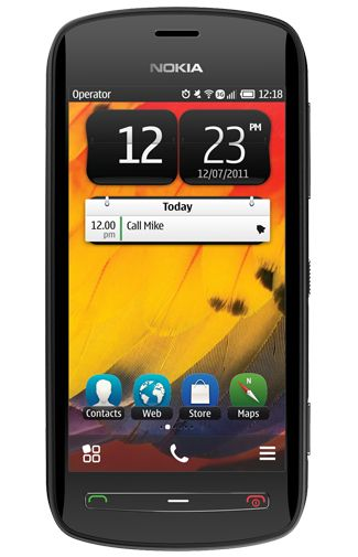 Nokia 808 PureView Black