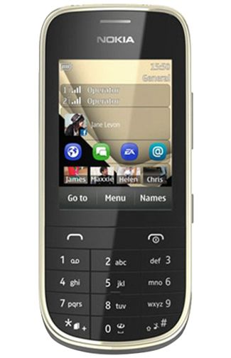 Productafbeelding Nokia Asha 202
