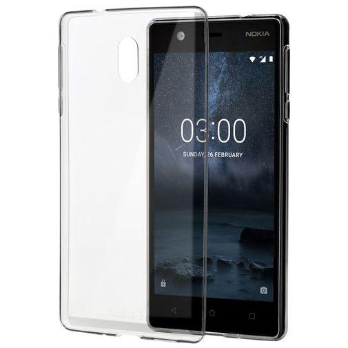 Nokia Back Case Transparent Nokia 3