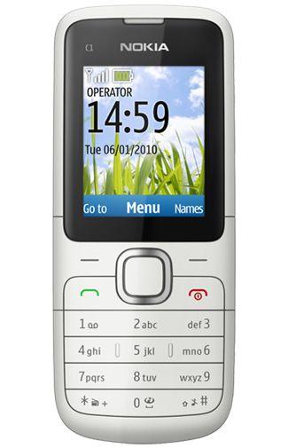 Nokia C1-01 Grey