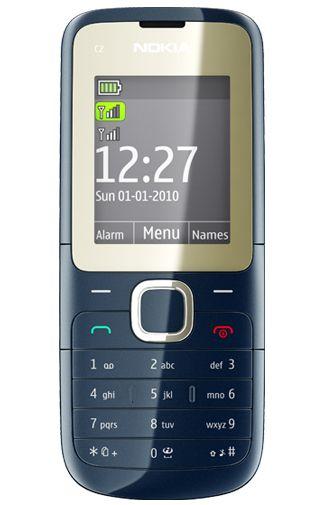 Nokia C2-00 Blue