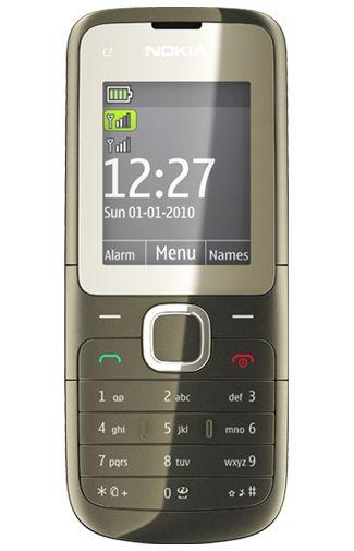 Nokia C2-00 Grey