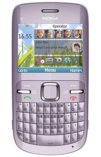 Productafbeelding Nokia C3-00