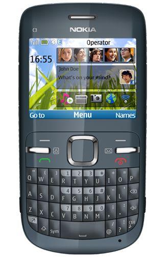 Nokia C3 Grey