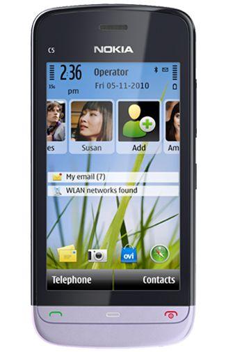 Nokia C5-03 Dark Lilac