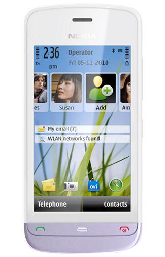 Nokia C5-03 White Lilac