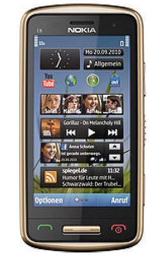 Nokia C6-01 Gold