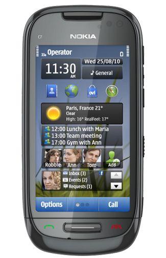Nokia C7 Black