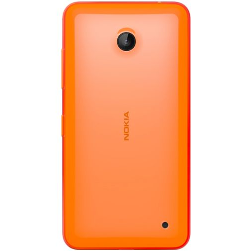 Nokia Cover Orange Nokia Lumia 630/635