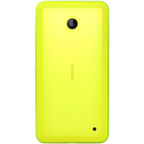 Nokia Cover Yellow Nokia Lumia 630/635