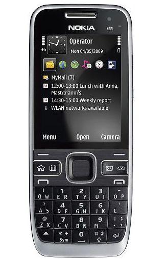 Nokia E55 Black