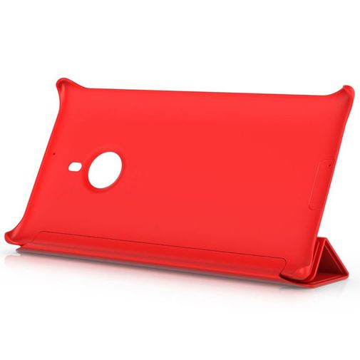 Nokia Lumia 1520 Flip Cover Red