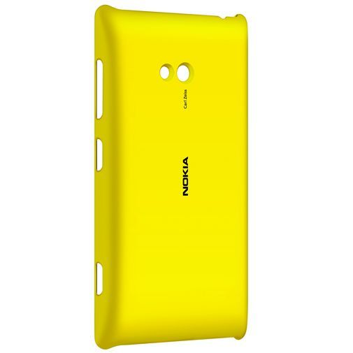 Nokia Lumia 520 Cover Yellow