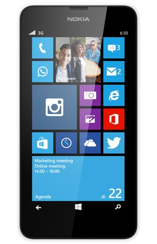 Nokia Lumia 635 1GB White