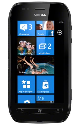 Productafbeelding van de Nokia Lumia 710