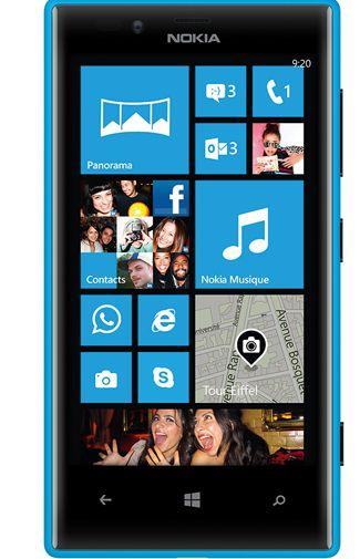 Nokia Lumia 720 Cyan
