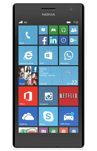 Nokia Lumia 735 White