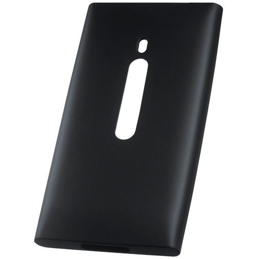 Nokia Lumia 800 CC-1031 Soft Cover Black