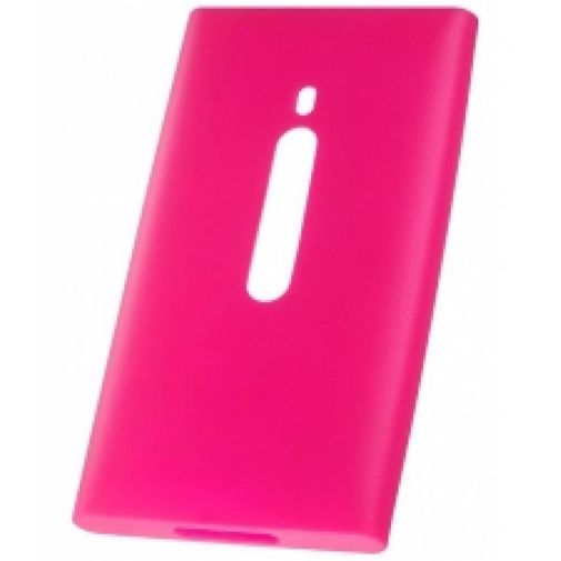 Nokia Lumia 800 CC-1031 Soft Cover Magenta