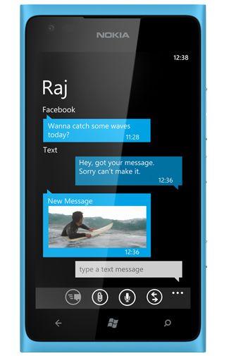 Nokia Lumia 900 Blue