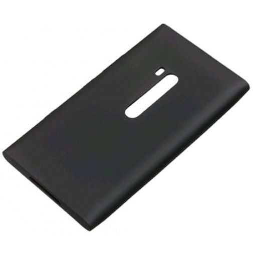 Nokia Lumia 900 CC-1037 Soft Cover Black