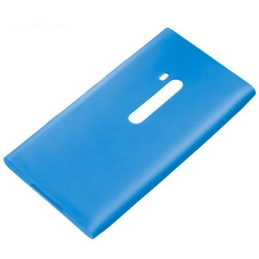 Nokia Lumia 900 CC-1037 Soft Cover Cyan
