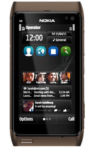 Nokia N8 Bronze