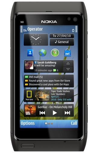 Nokia N8 Dark Grey