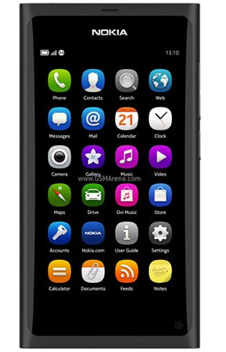 Nokia N9 64GB Black