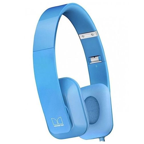 Nokia Purity HD by Monster Headset Blue