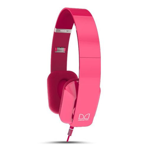 Nokia Purity HD by Monster Headset Pink