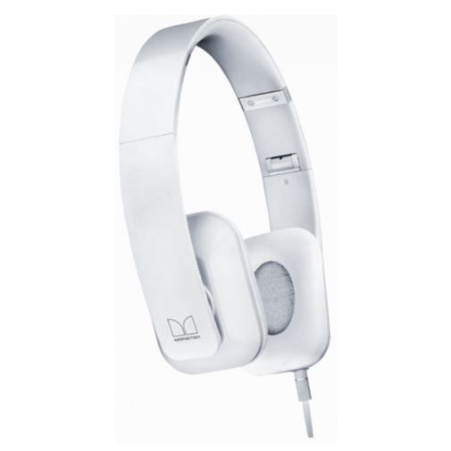Nokia Purity HD by Monster Headset White