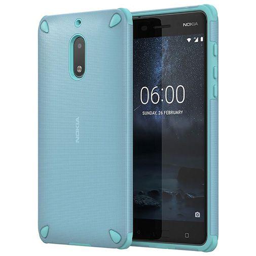 Nokia Rugged Impact Back Case Green Nokia 6