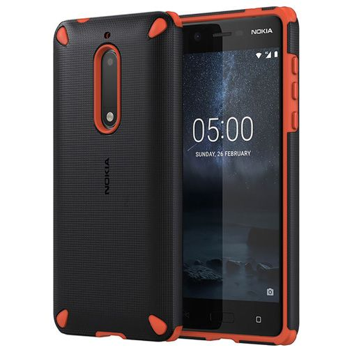 Nokia Rugged Impact Back Case Orange Nokia 5
