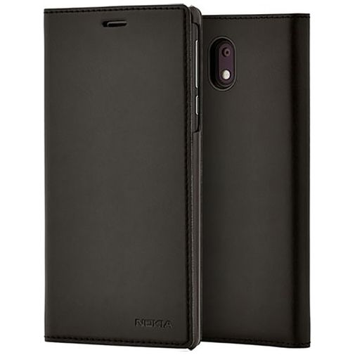 Nokia Slim Flip Case Black Nokia 3