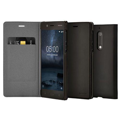 Nokia Slim Flip Case Black Nokia 5