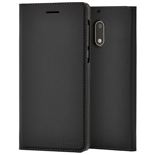 Nokia Slim Flip Case Black Nokia 6