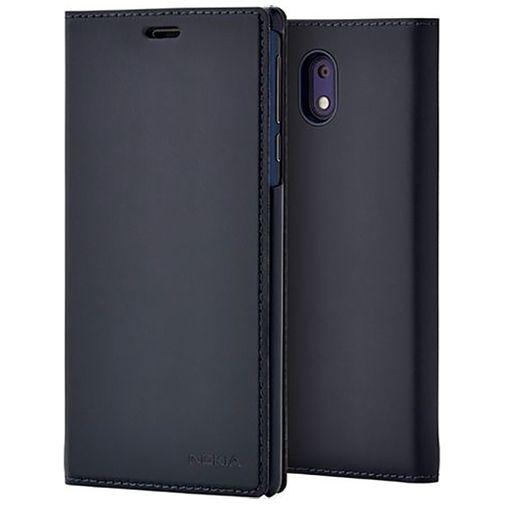 Nokia Slim Flip Case Blue Nokia 3